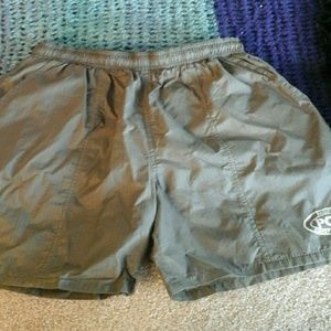 🔴 5/$15 Green Swim Trunks net lining & pockets